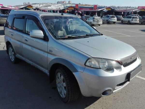 Honda HR-V, 2003 год, 390 099 руб.