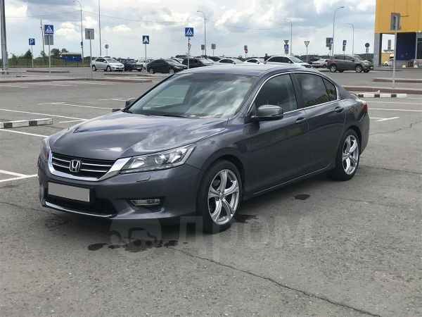 Honda Accord, 2013 год, 975 000 руб.