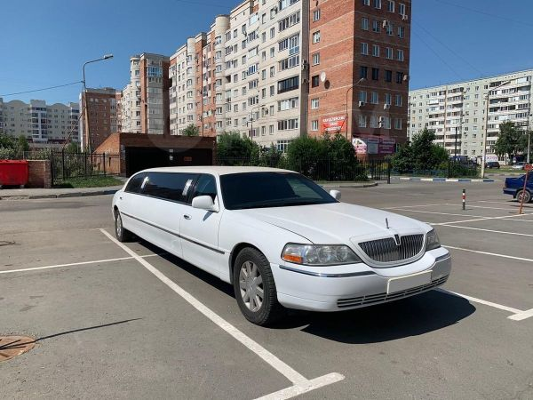 Lincoln Town Car, 2001 год, 650 000 руб.