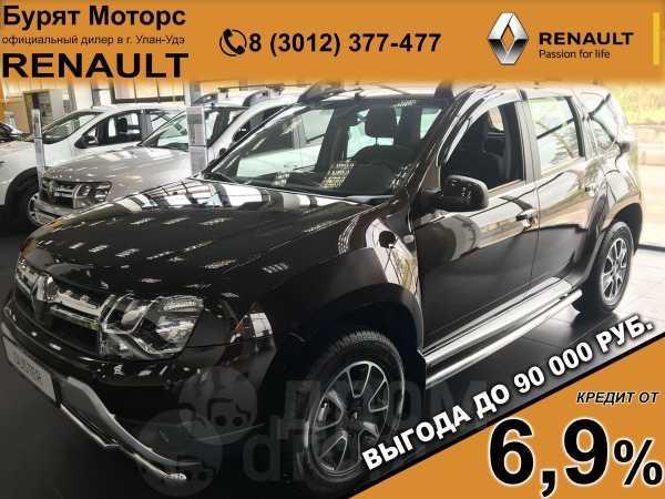 Renault Duster, 2019 год, 1 286 000 руб.
