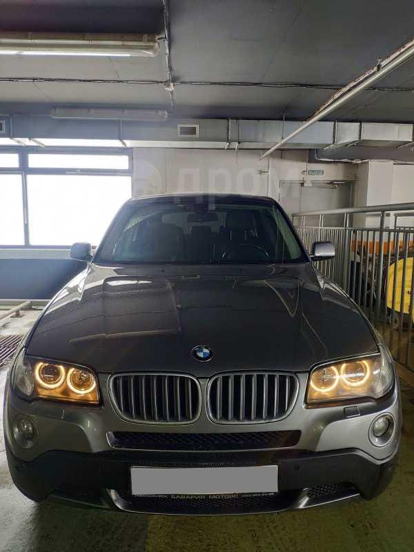 BMW X3, 2009 год, 819 000 руб.