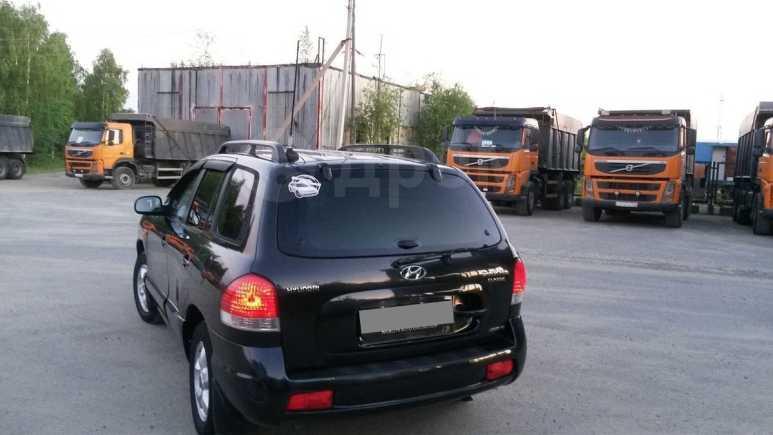 Hyundai Santa Fe Classic, 2008 год, 545 000 руб.