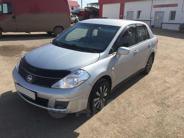 Nissan Tiida, 2007 год, 310 000 руб.
