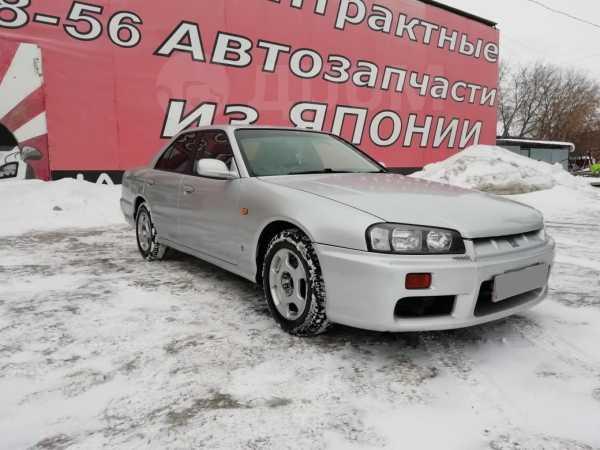 Nissan Skyline, 1998 год, 185 000 руб.
