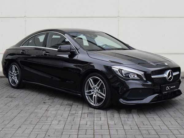 Mercedes-Benz CLA-Class, 2016 год, 1 377 000 руб.