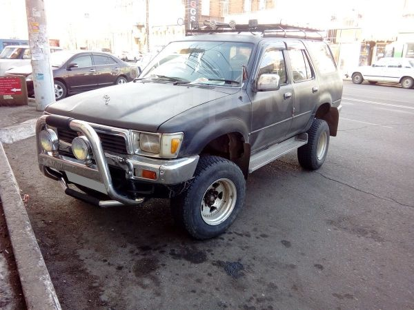 Toyota Hilux Surf, 1990 год, 324 000 руб.