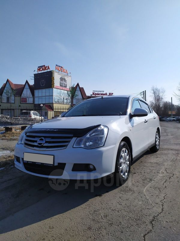 Nissan Almera, 2014 год, 390 000 руб.