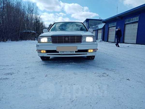 Toyota Crown, 1988 год, 270 000 руб.