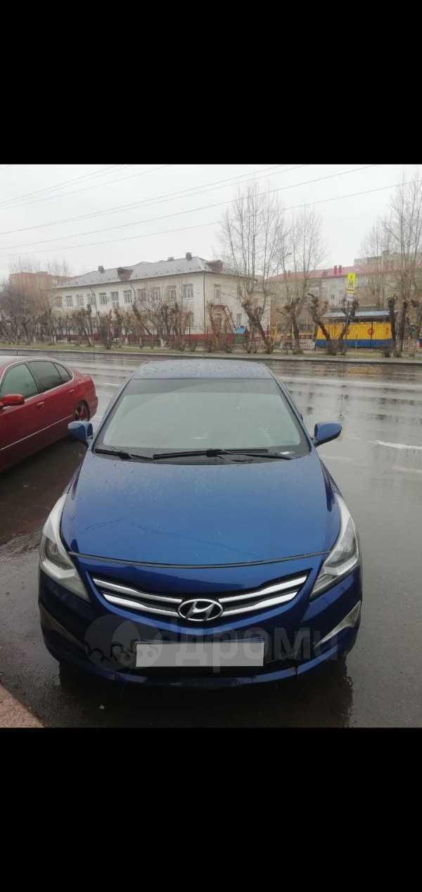 Hyundai Solaris, 2014 год, 399 999 руб.