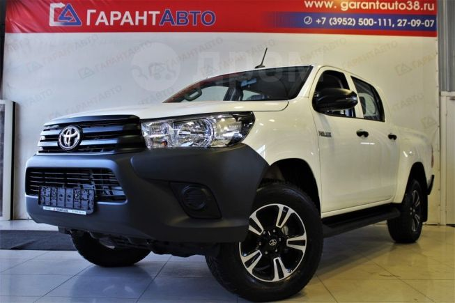 Toyota Hilux Pick Up, 2019 год, 2 351 000 руб.
