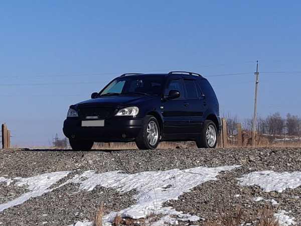 Mercedes-Benz M-Class, 2001 год, 350 000 руб.