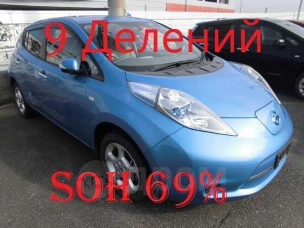 Nissan Leaf, 2011 год, 310 000 руб.