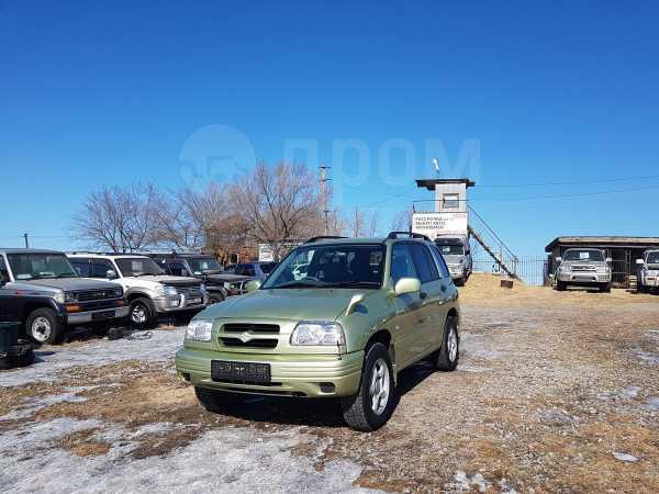 Suzuki Escudo, 1998 год, 458 000 руб.