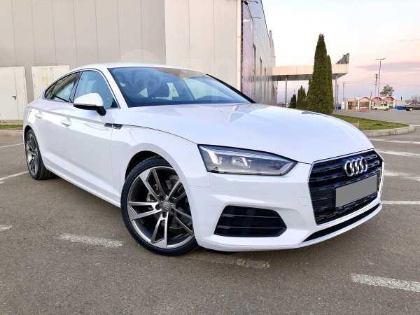 Audi A5, 2019 год, 2 470 000 руб.