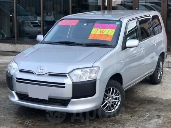 Toyota Probox, 2017 год, 392 000 руб.