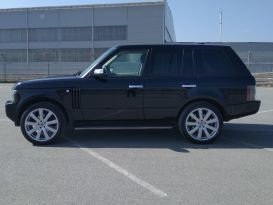 Черкесск Range Rover 2006