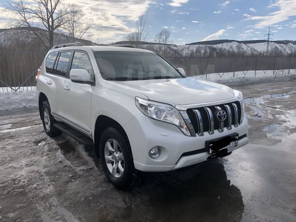 Toyota Land Cruiser Prado, 2015 год, 2 440 000 руб.