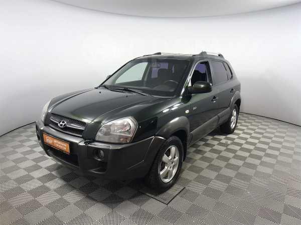 Hyundai Tucson, 2007 год, 399 000 руб.