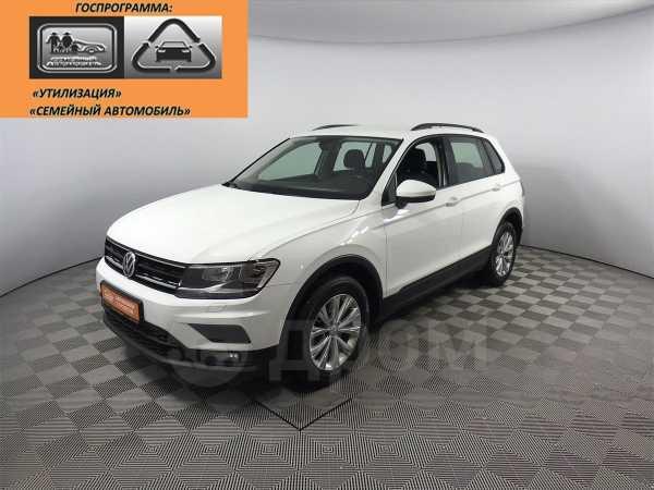 Volkswagen Tiguan, 2017 год, 1 259 000 руб.