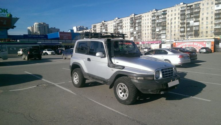 ТагАЗ Тагер, 2010 год, 390 000 руб.