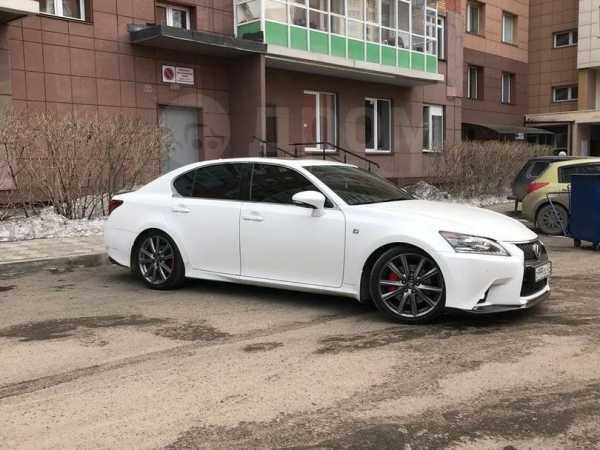 Lexus GS250, 2013 год, 1 900 000 руб.