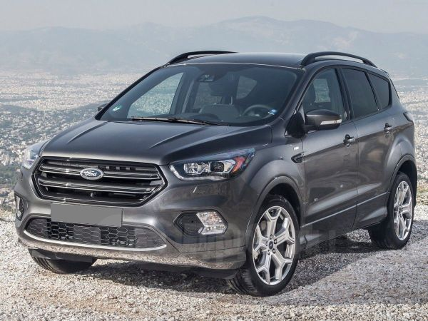 Ford Kuga, 2019 год, 2 500 000 руб.