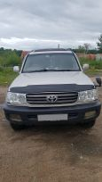 Toyota Land Cruiser, 2001 год, 800 000 руб.