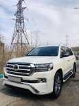 Toyota Land Cruiser, 2017 год, 4 800 000 руб.