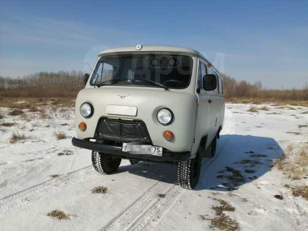 УАЗ Буханка, 1995 год, 355 000 руб.