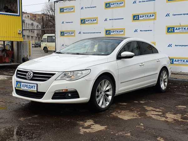 Volkswagen Passat CC, 2011 год, 579 000 руб.