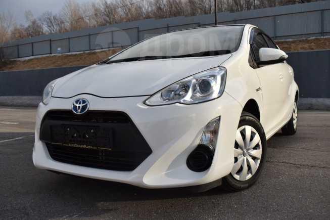 Toyota Aqua, 2016 год, 568 000 руб.