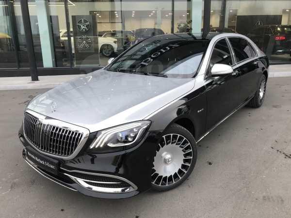 Mercedes-Benz S-Class, 2019 год, 19 990 000 руб.