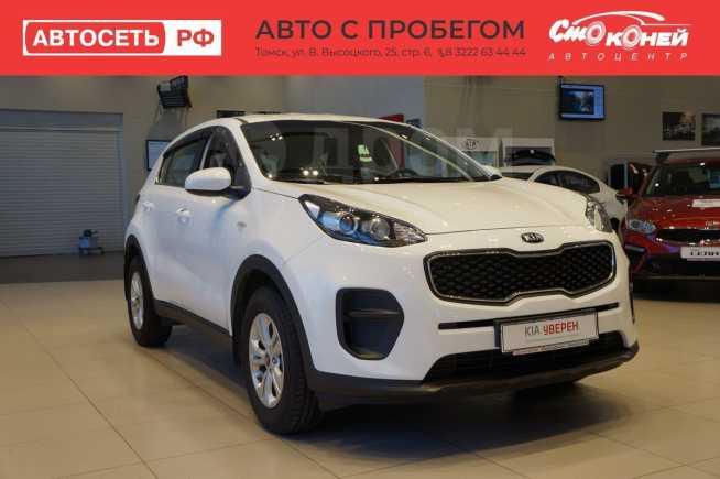 Kia Sportage, 2017 год, 1 149 000 руб.