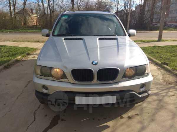 BMW X5, 2002 год, 415 000 руб.