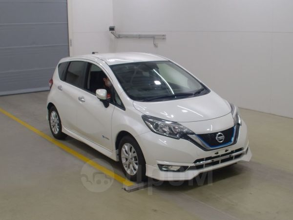 Nissan Note, 2017 год, 830 000 руб.