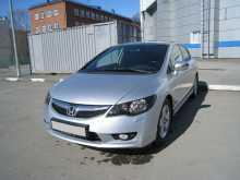 Омск Civic 2009