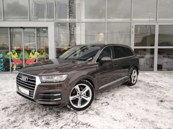 Audi Q7, 2018 год, 5 550 000 руб.
