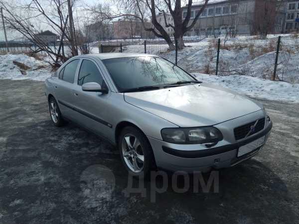 Volvo S60, 2004 год, 385 000 руб.
