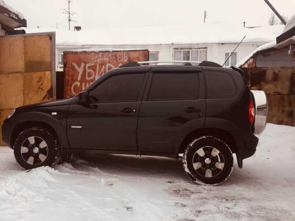 Chevrolet Niva, 2009 год, 235 000 руб.