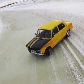Омск 2101 1977