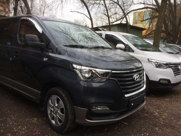 Hyundai Grand Starex, 2019 год, 2 790 000 руб.