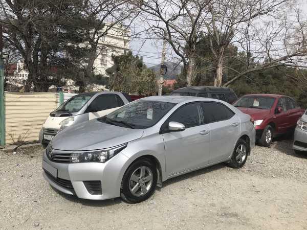 Toyota Corolla, 2013 год, 725 000 руб.