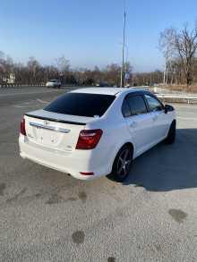 Владивосток Corolla Axio 2015