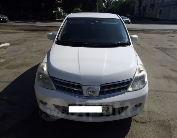 Nissan Tiida Latio, 2010 год, 390 000 руб.