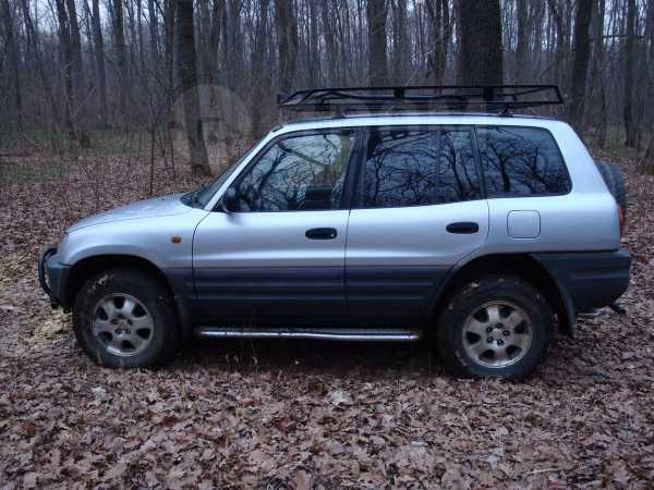 Toyota RAV4, 1996 год, 289 000 руб.