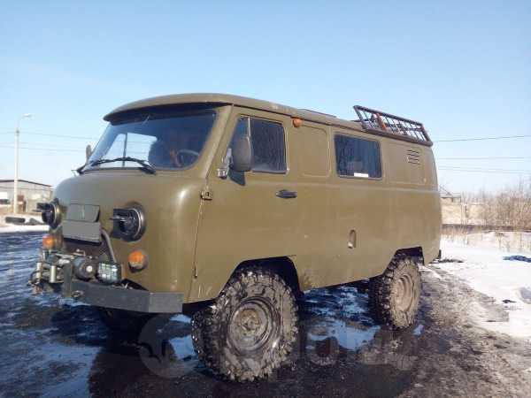 УАЗ Буханка, 1986 год, 230 000 руб.