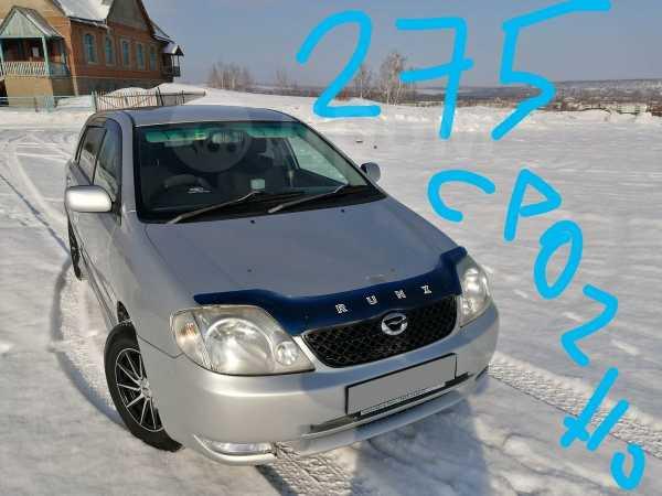 Toyota Corolla Runx, 2001 год, 315 555 руб.