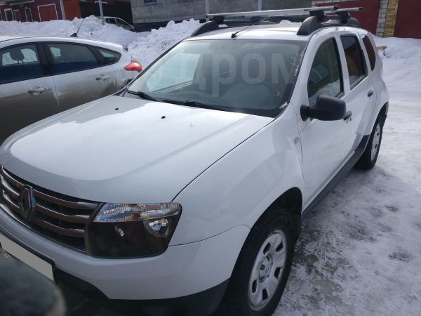 Renault Duster, 2014 год, 595 000 руб.