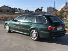 Абакан BMW 5-Series 2002