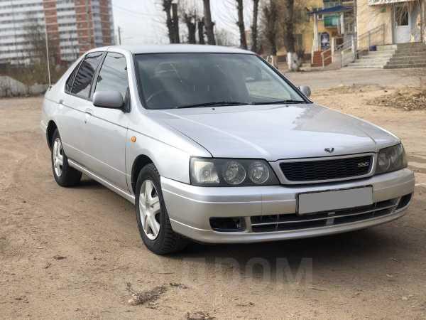 Nissan Bluebird, 2001 год, 208 000 руб.